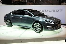 peugeot araba 5 by peugeot and sr1 concept revealed at 2010 geneva motor show