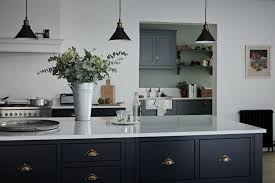 duck egg blue chalk paint kitchen cabinets kitchen paint ideas 18 ways to update your space quickly