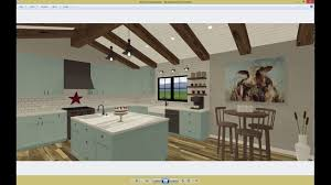 Chief Architect Kitchen Design by Home Designer Quick Tip Custom Beams Youtube