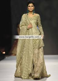 asian wedding dresses asian wedding sharara dresses faraz manan wedding dresses missouri