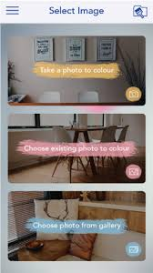 nippon paint mobile app color visualizer for interior renovation