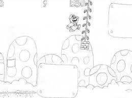 super mario sketch pc gameplay youtube