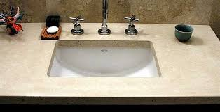 choosing bathroom countertops and vanity tops