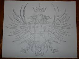 family crest tattoo by bigjbway23 on deviantart