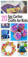 helping the environment with 10 halloween egg carton crafts for kids