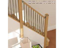 Fusion Banister Solution Stair Parts Solution Handrail System