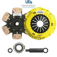 stage 2 racing clutch kit fits mitsubishi eclipse talon laser