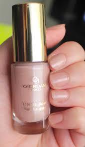 oriflame giordani gold intense shine nail lacquer review gold
