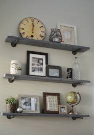 Kitchen Wall Shelves by Diy Kitchen Wall Shelves Designs