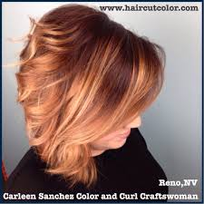 created by naturally curly hair and color specialist in reno