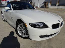 2006 used bmw z4 roadster 3 0i at one and only motors serving