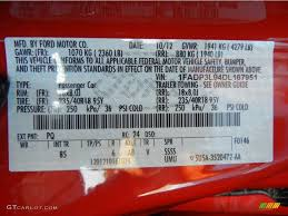 2013 focus color code pq for race red photo 73060359 gtcarlot com
