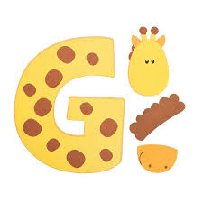 letter g crafts preschool and kindergarten