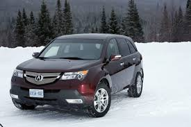 2008 acura mdx overview cars com