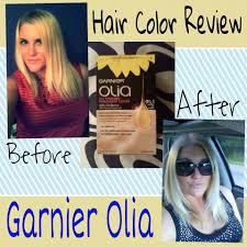 hometown queen bee hair color review garnier olia