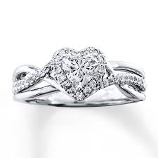 heart shaped diamond engagement ring engagement rings wedding rings diamonds charms jewelry from