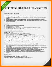 Combination Resumes Examples by Emt Resumes Resume Cv Cover Letter