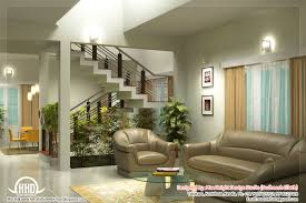 Homes Interiors And Living Architecture Beautiful Living Room Rendering Kerala House Design