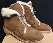 s ugg lace up boots ugg australia lace up ankle boots for ebay