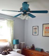 Helicopter Ceiling Fan For Sale by 9 Diy Ideas For Ceiling Fans Apartment Therapy
