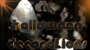 Halloween Cheap Decorating Ideas Cheap And Easy Diy Halloween Decorations Youtube
