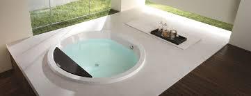 vasca da bagno circolare vasca da bagno rotonda in acrilico naos by giovanna talocci