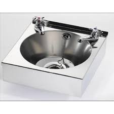 wall mount stainless steel sink fitmykitchen fw290s wall mounted stainless steel hand wash basin