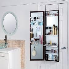 over the door cabinet over the door makeup armoire chuck nicklin