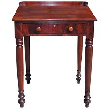 Antique Style Writing Desk Antique French Mahogany Sheraton Style Writing Desk Circa 1910 For