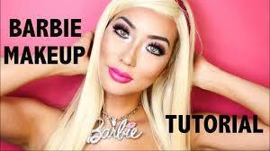 barbie makeup tutorial arika sato youtube