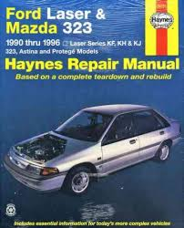 ford laser mazda 323 1990 1996 haynes repair manual sagin