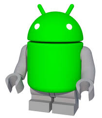 android compatible lego compatible android minifigure johan konow