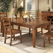 Mission Style Dining Room Sets Dining Set Butterfly Leaf Dining Table For Durability And Superb