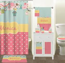 Birdhouse Shower Curtain Easter Birdhouses Tissue Box Cover Personalized Potty Training