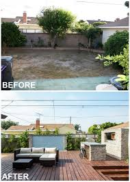 5 california backyard makeovers from flip or flop selling summer