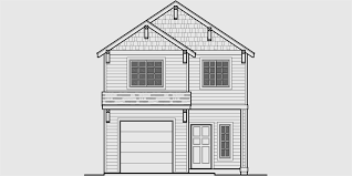 narrow lot house plans craftsman narrow lot house plan 22 ft wide house plans 3 bedroom 2 5 bath