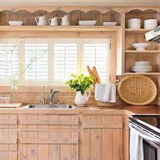 wooden kitchen furniture adding more flair to your kitchen with reclaimed wood cabinetry