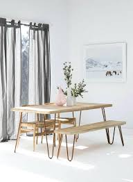 dining table bench seat with back foter dining table bench seat