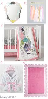 Princess Nursery Decor 10 Princess Nursery Finds For Your