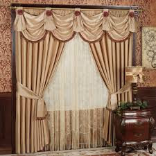 Valances For Living Room by Decor Black Out Curtain Ideas With Valances For Living Room And