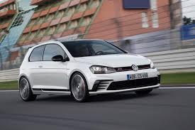 volkswagen ads 2016 sharper vw golf gti clubsport lightweight under development