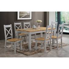 Rochester Dining Room Furniture Rochester 6 Person Dining Sets