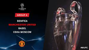 good champions league draw for manchester united