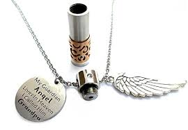 memorial jewelry memorial jewelry my guardian angel lives in heaven i call