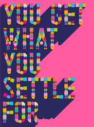 vector typography tutorial let s have fun with pops of color in this text treatment tutorial