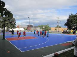 photo basketball court in meters images diagram haammss