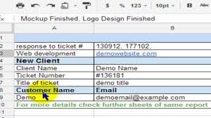 Spreadsheet Development How You Can Prepare Daily Reports In Google Spreadsheets Youtube