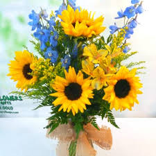 sunflower arrangements sunflower bouquet sunflower arrangements delivery