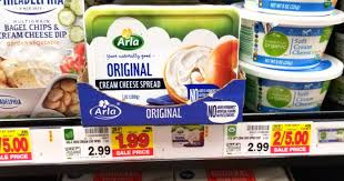 free arla cream cheese at kroger with ecoupon the krazy coupon lady