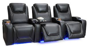 seatcraft equinox home theater seats include lumbar support ce pro